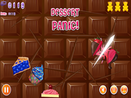 Screenshot of Dessert Ninja - Cake Warrior