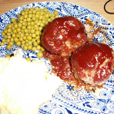 BBQ Meatballs (Courtesy of Pioneer Woman)