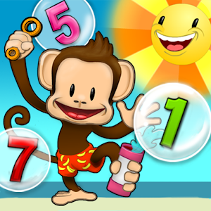 Monkey Math School Sunshine For PC / Windows 7/8/10 / Mac – Free Download