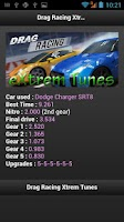 Screenshot of Drag Racing Xtrem Tunes Free