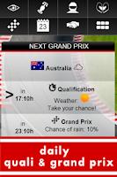 Screenshot of A1 Racing Manager
