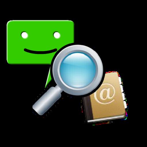 SMS-LookupName(不在着信アドレス帳マッチング) 工具 App LOGO-硬是要APP