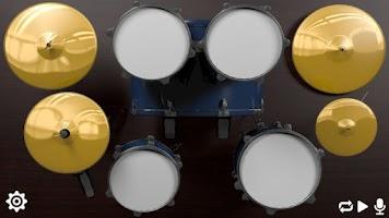 Screenshot of Drum Solo HD