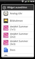 Screenshot of deskArt Summer Free