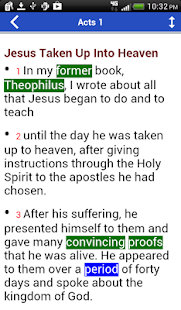 Study-Pro Bible Quest Acts - screenshot