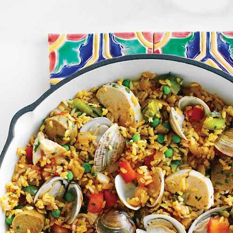 Paella Casserole Recept | Yummly