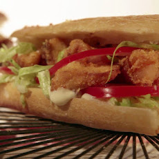 Shrimp and Fish Po' Boys