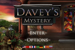 Screenshot of Davey's Mystery