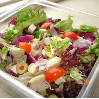Tossed Salad With Fruit And Nuts Recipes