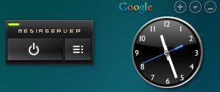 google-media-server-gadget