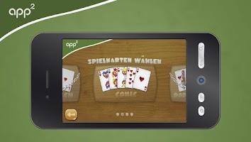 Screenshot of Schnapsen FREE