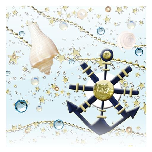 オリジナル/きせかえ-MARINE 個人化 LOGO-玩APPs