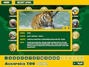 Australia Zoo Animal Links