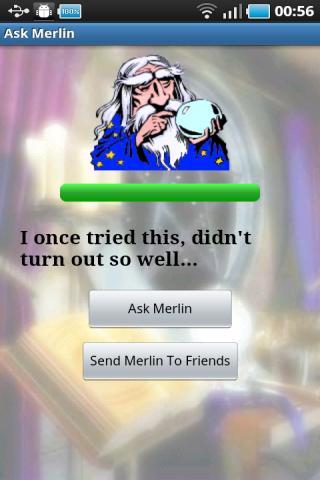 【免費娛樂App】Ask Merlin-APP點子