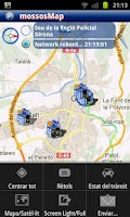 Screenshot of mossosMap