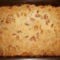 Rum and Sweet Potato Casserole