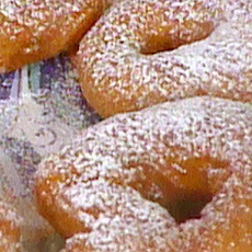Doughnuts from Campania: Viccitelli