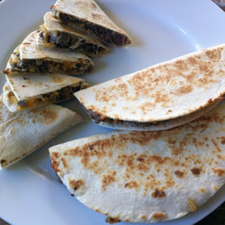 Sausage-Egg Quesadillas