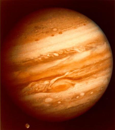 jupiter planet red spot - photo #17