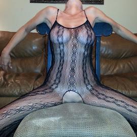Peek a Boo by Samantha Barbs - Nudes & Boudoir Boudoir ( sexy, nude, woman, boudoir, portrait )
