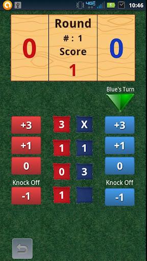 Bags Score Keeper