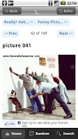 Screenshot of Very Funny Pics and Animations