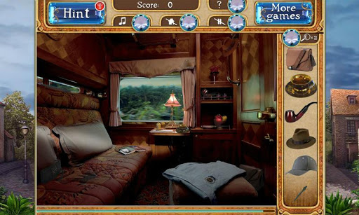 Mystery Of Hidden Inheritance - screenshot