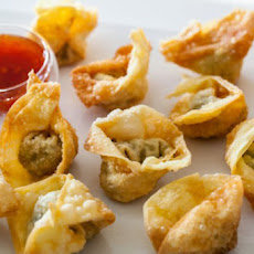 Chinese Fried Wonton Recipe