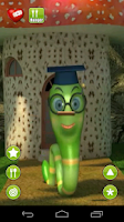 Screenshot of Talking Wendy Worm
