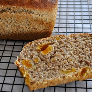 Whole Wheat Apricot-Walnut Bread