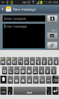 Screenshot of iKnowU Keyboard FREE 30 Days