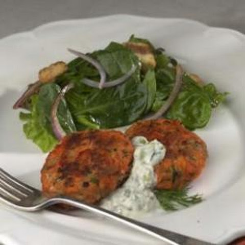 Baked Canned Salmon Cakes Recepten | Yummly