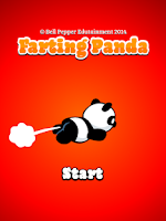 Screenshot of Farting Panda