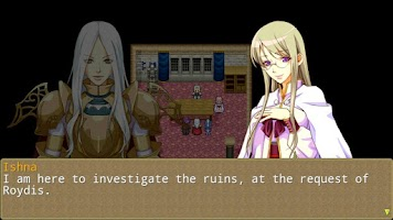 Screenshot of 留保:Knight of the Earthends