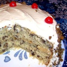 Black Walnut Cake II