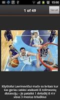 Screenshot of EuroBasket 2011 gidas