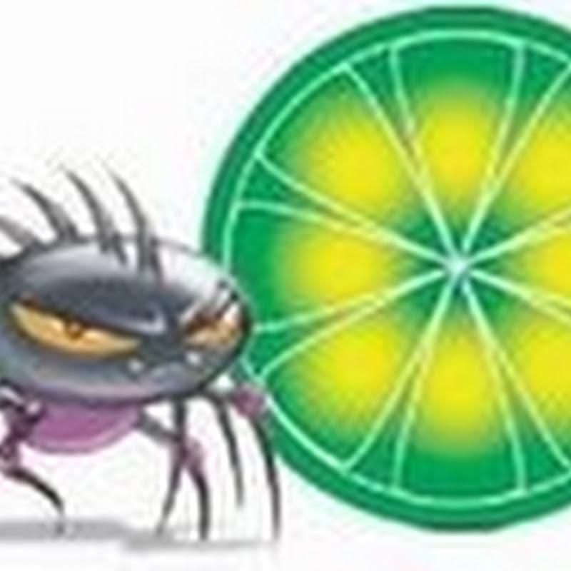 Limewire tem mp3 com vírus?