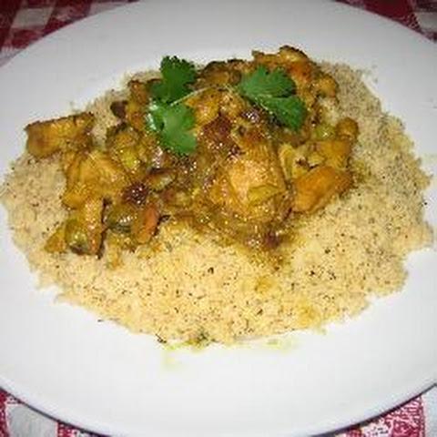 Chicken Pistachio Tagine