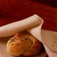 Garlic Rosemary Knots