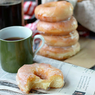 Glazed Yeast Donuts