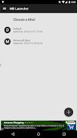 Screenshot of MBLauncher - Minebuilder Mods