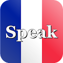 Speak French icon