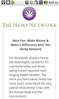 Screenshot of Hemp Network