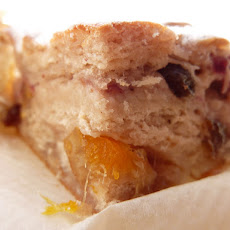 Christmas Fruit Loaf (Bread Machine Recipe)