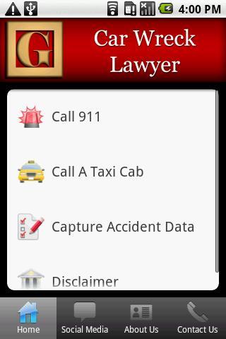 Car Wreck Lawyer