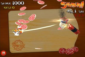 Screenshot of Salamurai