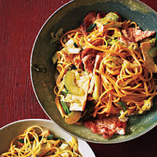 Indonesian Stir-Fried Noodles (Bakmi Goreng)