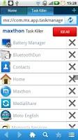 Screenshot of Maxthon Add-on:Task Killer