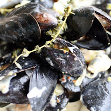 The Secret Ingredient (Dijon Mustard): Moules Dijonnaise
