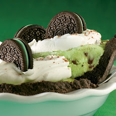 OREO Frozen Grasshopper Pie